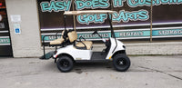 2019 Gas EZGO TXT Valor White Golf Cart *SOLD*