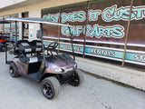 2015 Electric EZGO TXT - Pink Flame *SOLD*
