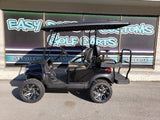2011 Club Car Precedent Golf Cart - Black Alpha *SOLD*
