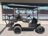 2015 EZGO RXV Golf Cart - Sand Matte **SOLD**