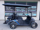 2018 EZGO RXV 48v - Thin Blue Line *SOLD*
