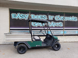 2015 Gas Cushman Hauler 1200 Golf Cart - Grey Seats