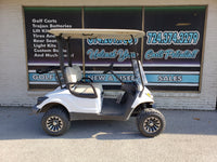 2013 Gas Yamaha Drive G29 - Lifted Golf Cart