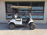 2013 Gas Yamaha Drive G29 - Lifted Golf Cart *SOLD*