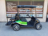 EZGO RXV 48v Custom Green Golf Cart *SOLD*