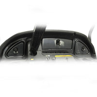 08+ Carbon Fiber Dash fits Club Car Precedent