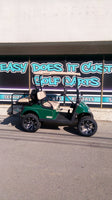 2018 Lifted EZGO RXV Golf Cart *SOLD*