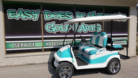 2011 Club Car Precedent Electric Golf Cart - 50's Style Cart - SOLD