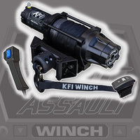 KFI 5000lb AS-50W Assault Winch