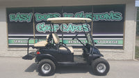 2005 Electric Club Car Precedent Golf Cart - Lifted Black - SOLD