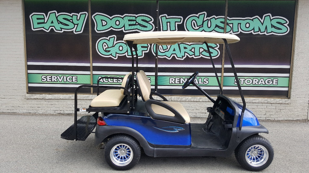 2011 Electric Club Car Precedent Golf Cart *SOLD*