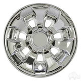 "8"" Driver Chrome Wheel Cover"