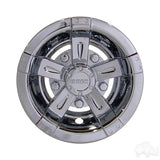"10"" Vegas Chrome Wheel Cover"