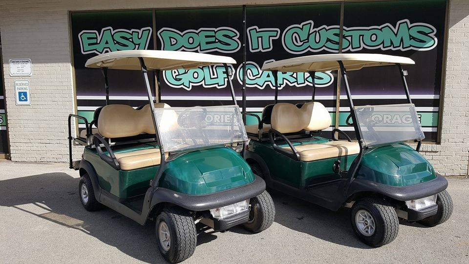 2013 Gas Club Car Precedent