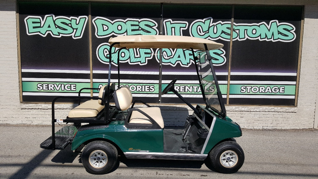 2007 Electric Club Car DS Golf Cart - SOLD
