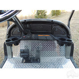 RHOX Club Car Precedent 04-08.5 Custom Carbon Fiber Golf Cart Dash