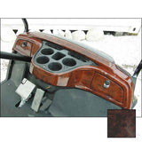 RHOX Custom Dash in Woodgrain or Carbon FIber for Yamaha Drive Golf Cart