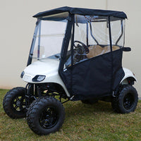 EZGO TXT 2014+ Odyssey over the top Enclosure Black