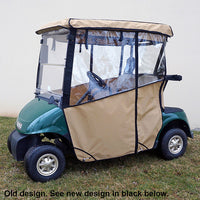 EZGO RXV Odyssey over the top Enclosure Beige