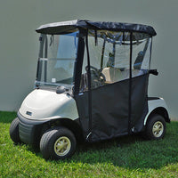 EZGO RXV Odyssey over the top Enclosure Black