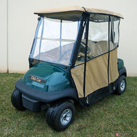 Club Car Precedent Odyssey over the top Enclosure Beige