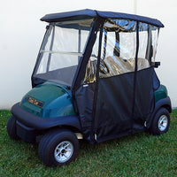 Club Car Precedent Odyssey over the top Enclosure Black
