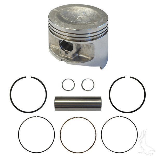 Club Car DS Gas 96+ FE350 .50mm Over Piston Assembly