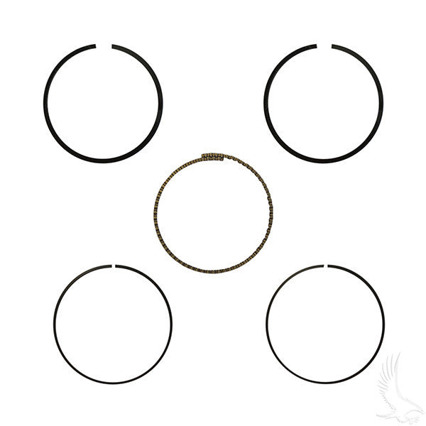 Club Car Gas 96 FE350 .50mm Over Piston Ring Set
