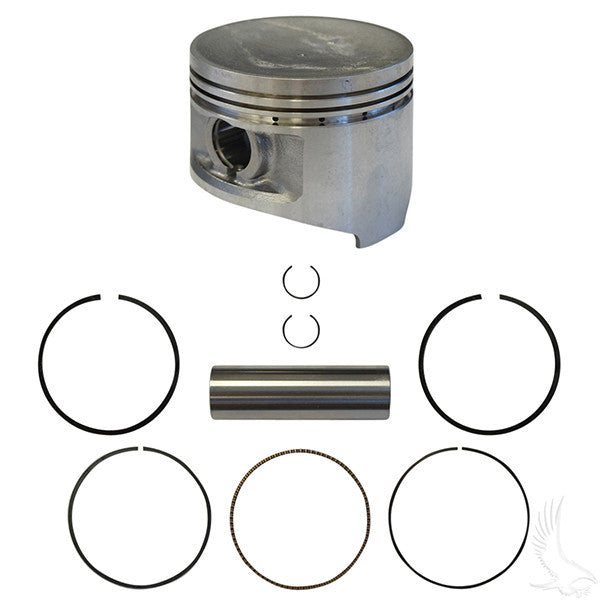 Club Car DS 92+ Precedent .25mm Over Piston and Ring Assembly
