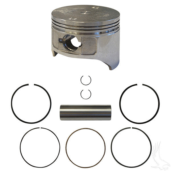 EZGO 4-cycle Gas 96-03 350cc Standard Piston and Ring Set