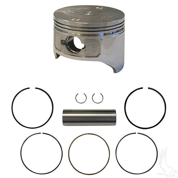 EZGO 4-cycle Gas 96-03 350cc .25mm Over Piston and Ring Set
