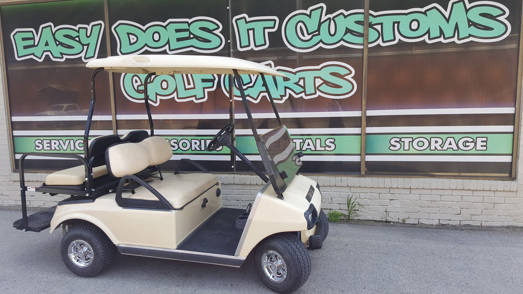2004 Gas Club Car DS - SOLD