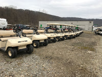 Gas Golf Carts at Easy Does It Customs