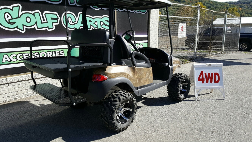 2009 4WD Electric Club Car Precedent Golf Cart *SOLD*