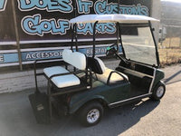 2013 Club Car DS 48V - Electric Golf Cart w Green Body