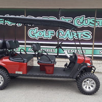 6 Passenger Golf Carts