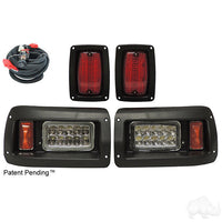 Club Car DS 93+ LED Super Saver Complete Light Kit