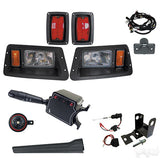 Yamaha G14-G22 Adjustable Halogen Light Kit Street Package
