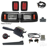 Club Car DS Build Your Own LED Light Street Package