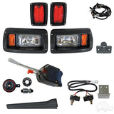 Club Car DS Build Your Own Adjustable Halogen Light Street Package