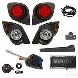 Yamaha Drive Build Your Own Halogen Factory Style Light Street Package