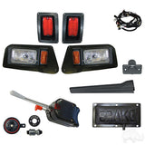 Yamaha Drive Build Your Own Adjustable Halogen Light Street Package