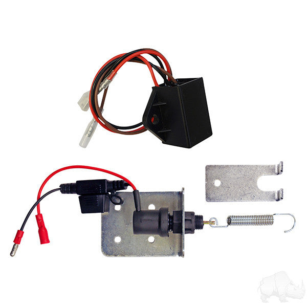 Club Car Precedent Plug and Play Time Delay Brake Light Kit
