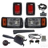 Club Car DS Build Your Own Factory Halogen Light Street Package