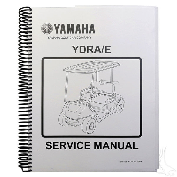 Yamaha Drive 07-10 Service Manual