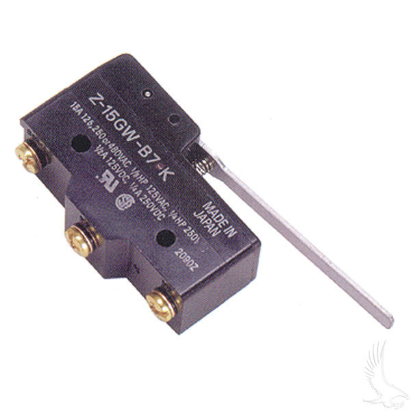 3 terminal Micro Switch for EZGO Electric 71-81