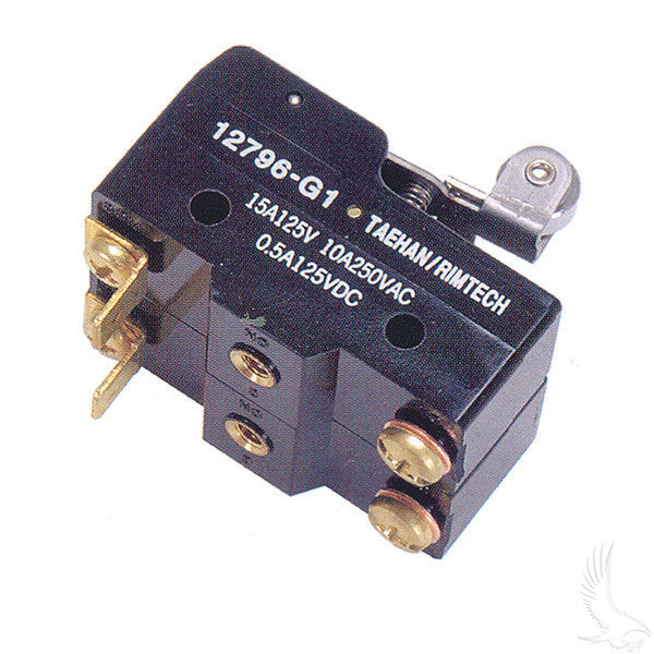 Double wide Micro Switch for EZGO Marathon 89-94 w/ Solid State Controller