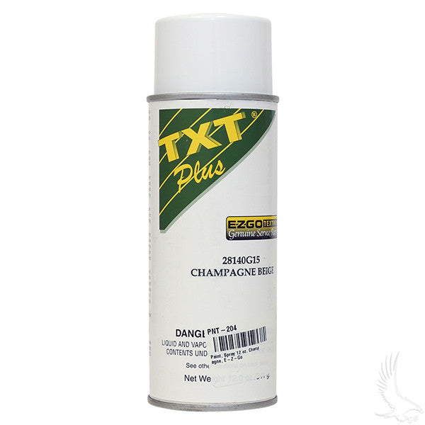 EZGO Champagne Spray Paint 12 oz.