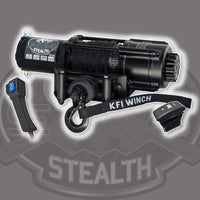 KFI SE45W KFI STEALTH 4500 WINCH (WIDE)