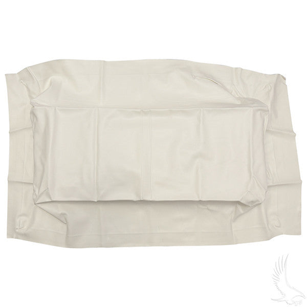 EZGO Marathon White Seat Bottom Cover